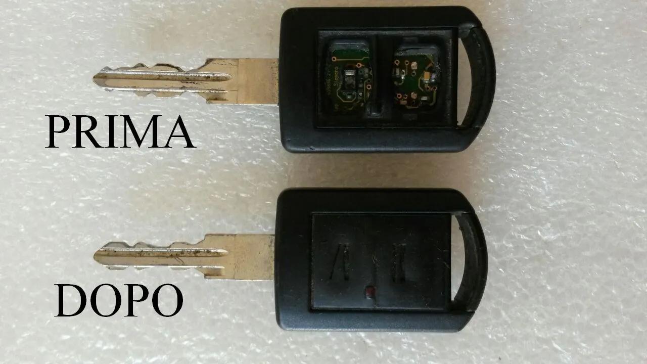 Duplicazione del transponder
